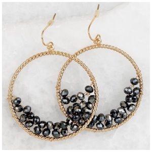 Jewelry - 🆕 Crystal Beaded Earrings